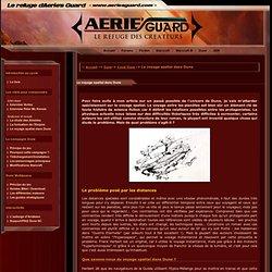 Aerie's Guard >> Le refuge des créateurs : Le voyage spatial dans Dune