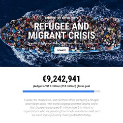Refugee and Migrant Response
