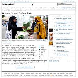 Refugees in U.S. Take Up Farming