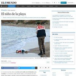 El niño de la playa