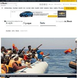 Un réfugié au secours des migrants en Méditerranée