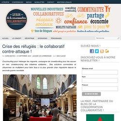 Crise des réfugiés : le collaboratif contre-attaque !