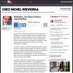 Réfugiés: les deux France aujourd'hui