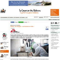 les réfugiés « sont laissés en rade