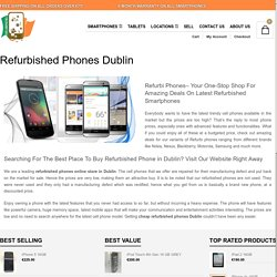 Buy online refurbished phones