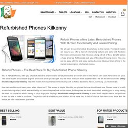 Where to buy refurbished iPhone