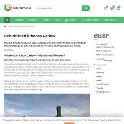 Buy online refurbished & reconditioned