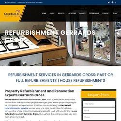 Refurbishment Services in Gerrards Cross