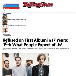 k What People Expect of Us' - Rolling Stone