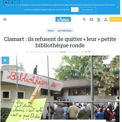 Clamart : ils refusent de quitter « leur » petite bibliothèque ronde