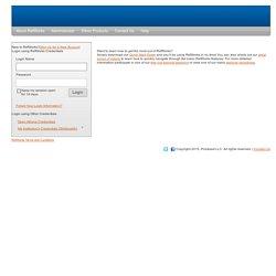 Web Based Bibliographic Management Software