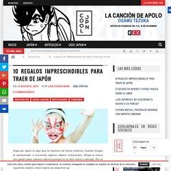10 regalos imprescindibles para traer de Japón