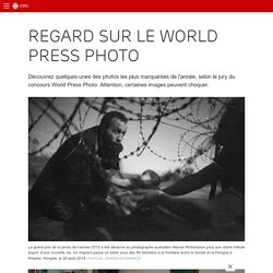 Regard sur le World Press Photo 2016