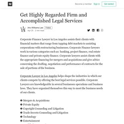 Find the Affordable Legal Services in Los Angeles