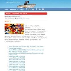 Regarder Dragon Ball Super VOSTFR Streaming Ohayo-Anime