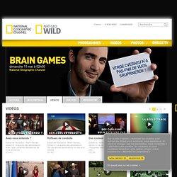 Regarder les vidéos - Brain Games