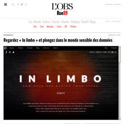Regardez «In limbo» et plongez dans le monde sensible des données
