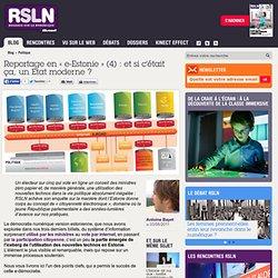 REGARDS SUR LE NUMERIQUE: Blog - Reportage en « e-Estonie » (4) : et si c'était ça, un Etat moderne ? RSLNmag est édité par Microsoft et se consacre à l'analyse et au décryptage du monde numérique..
