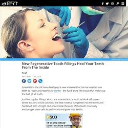 Regenerative Fillings Heal Teeth from the Inside