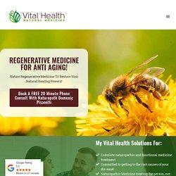 Nature Regenerative Medicine Melbourne Australia