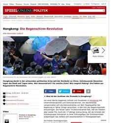 Hongkong: Die Regenschirm-Revolution