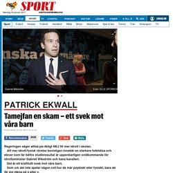 """""""Regeringen säger nej till mer idrott i skolan – en skam"""""""