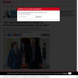 'Zijn regeringspartijen zo bang van PVDA dat feiten niet langer van tel zijn?'