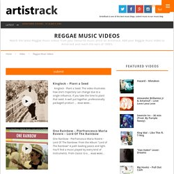 Reggae Music Videos - ArtistRack