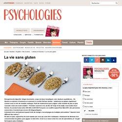 Régime sans gluten - Dossier