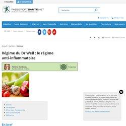 Dr Weil: le régime anti-inflammatoire