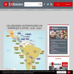 Les régimes autoritaires en Amérique latine, 1930-1990