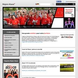 Marque Alsace pour renforcer l'attractivité de l'Alsace - Actualités