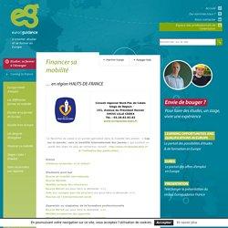 Euroguidance - Financer sa mobilité internationale en région HAUTS-DE-FRANCE