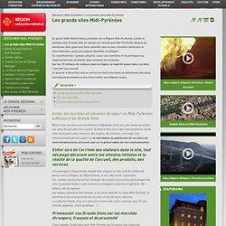 Découvrir Midi-Pyrénées - Les grands sites Midi-Pyrénées
