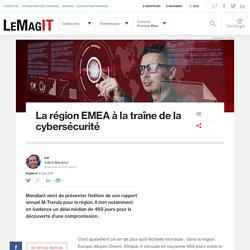 La région EMEA à la traîne de la cybersécurité
