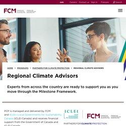 Regional Climate Advisors