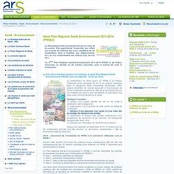 CESE POITOU CHARENTES 27/03/14 Plan régional santé environnement : le bilan