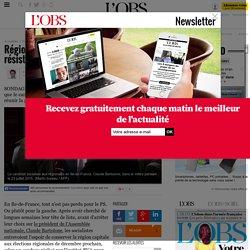 Régionales en Ile-de-France: Bartolone résiste... si l'union de la gauche persiste