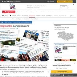 Régionales. Candidats.com - Elections régionales 2015