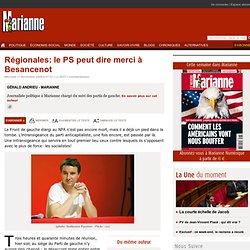 Régionales: le PS peut dire merci à Besancenot