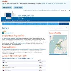 Karten - EU-Regionalpolitik - Europäische Kommission