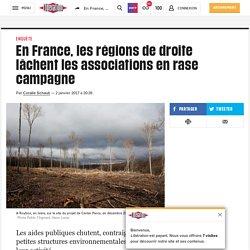 (20+) En France, les régions de droite lâchent lesassociations en rase campagne