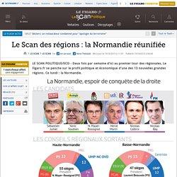 Le Scan des régions: la Normandie réunifiée