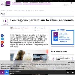 Les régions parient sur la silver économie