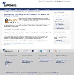 signataire de la Charte réseaux sociaux, internet, vie privée et recrutement