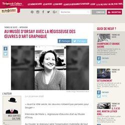 Au musée d'Orsay avec la régisseuse des œuvres d'art graphique — Tartines de Culture