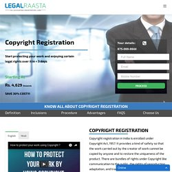 Register Copyright