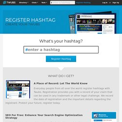 Get a free Twitter Brand Assessment & Action Plan