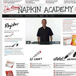 Napkin Academy