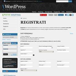 » Accesso a tutti i servizi internet - WordpressProfessional.it